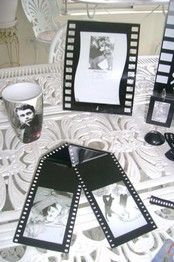 58 best decoration mariage theme cinema images on marriage centre and cinema