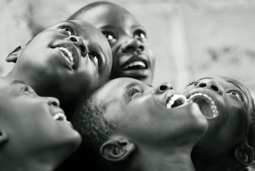 sevimli zenci çocuklar :)