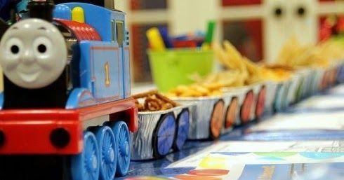 Decoración de Fiestas de Cumpleaños de Trenes . Al planificar una fiesta de tren para un entusiasta del ferrocarril poco, casi no puede sali...