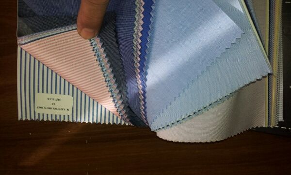 Best shirts fabrics from Davco-shirtmaker