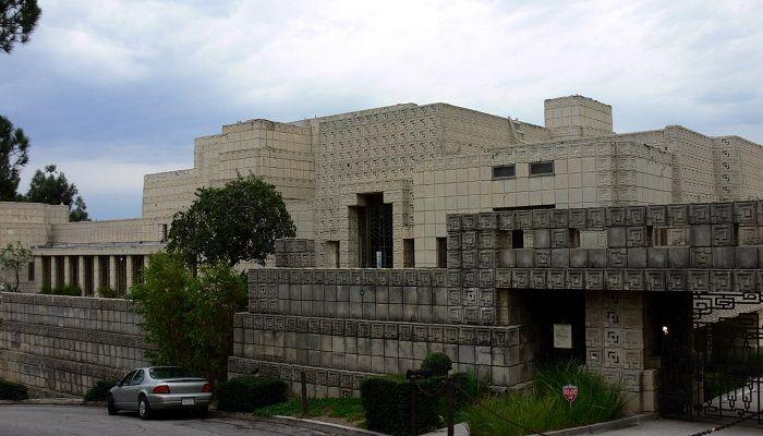 En Pahalı Perili Evler - The Ennis House/4,5 Milyon Dolar
