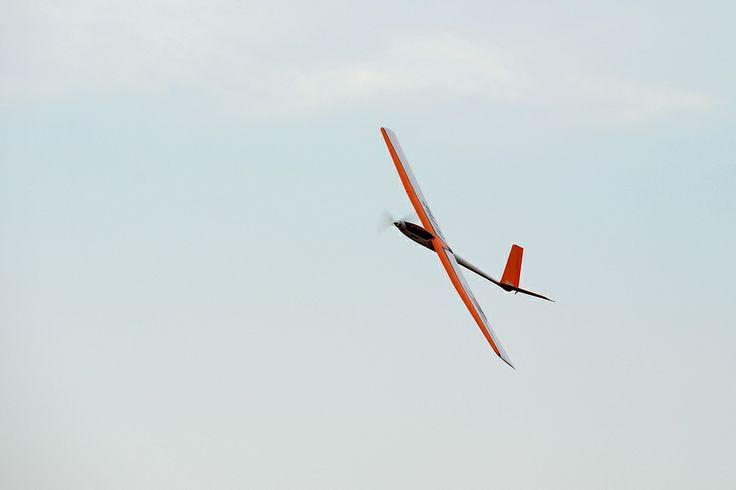 Model sailplane Victor