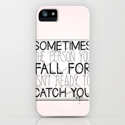 Fall For iPhone & iPod Case by Daniac Design - $35.00
