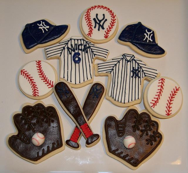 New York Yankee Cookies