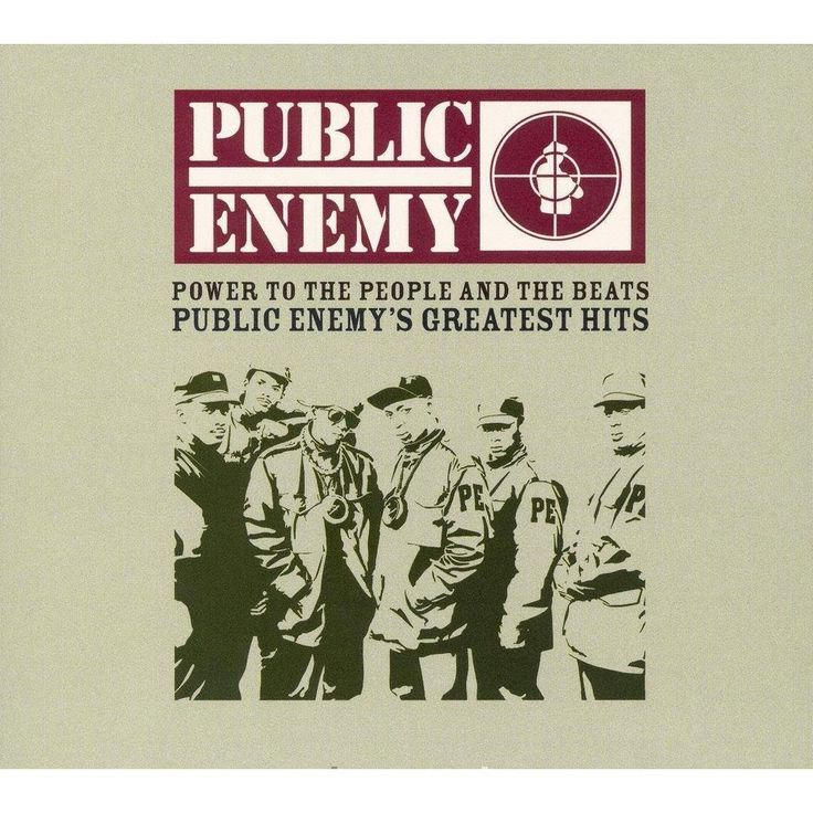 Power to the People and the Beats: Public Enemy's Greatest Hits (Clean)