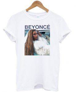 Beyonce Album Lemonade White T-Shirt