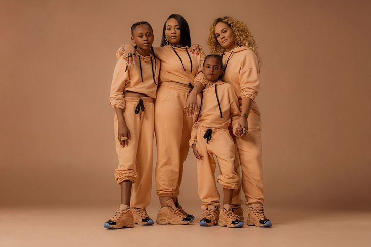 Melody Ehsani Debuts Exclusive Reebok Question Featuring Allen Iverson's Wife & Daughters - MISSBISH | Women's Fashion Fitness & Lifestyle Magazine