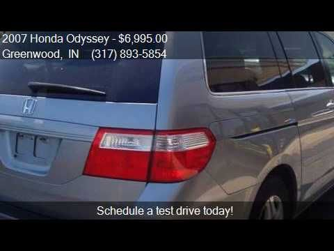 2007 Honda Odyssey EX L 4dr Mini Van for sale in Greenwood,