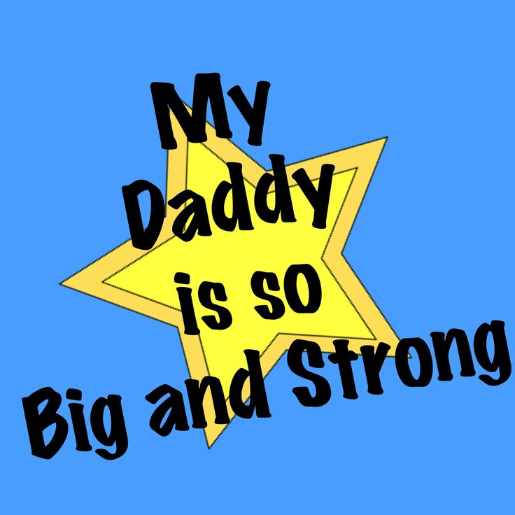 Dj Kids - My Daddy is so Big and Strong (Fathers Day Song ...