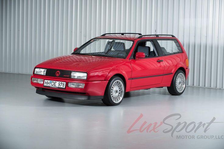 1990 VW Corrado G60 Magnum Prototype Wagon For Sale - Unicorn Alert