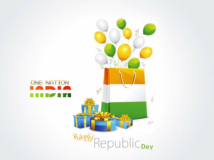 Happy Republic Day Wishes 26 Jan India Messages Quote SMS Images and Wallpaper for Desktop and Facebook