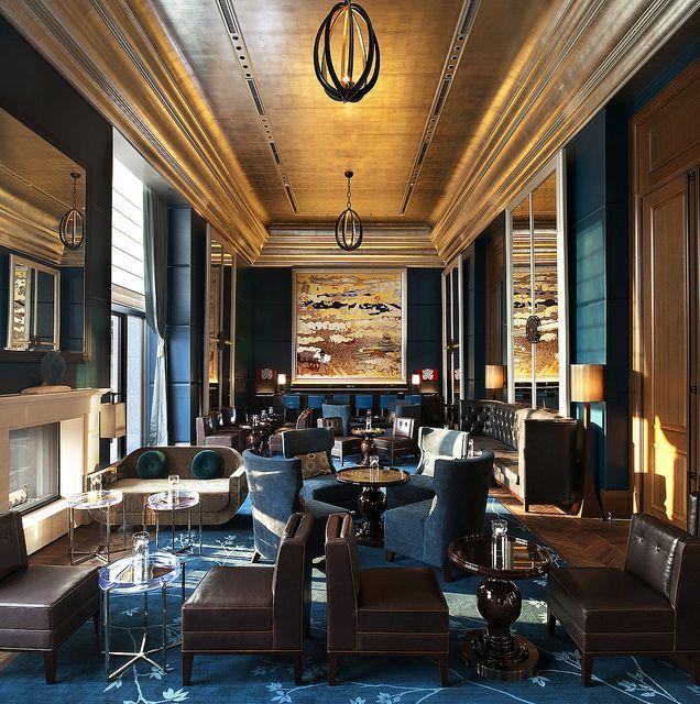 The St. Regis Osaka—St.Regis Bar by St Regis Hotels and Resorts, via Flickr