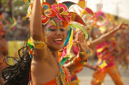 Carnival in Barranquilla, Colombia