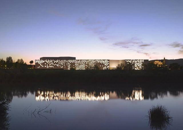 Centro de creación Contemporánea de AndalucíaTop Webs de Arquitectura y Urbanismo | las mejores noticias del sector del urbanismo, arquitectura y del mercado inmobiliario.