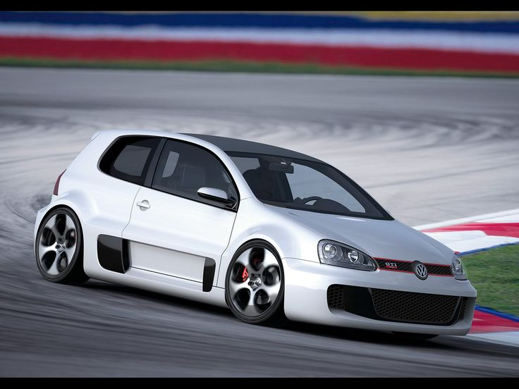 VW GTI W-12 Concept (start to finish design: 8 weeks)