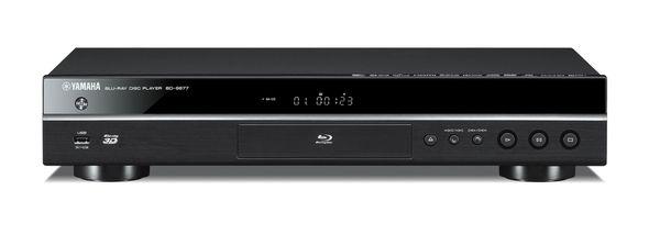 Yamaha BD-S677 Blu-ray Player