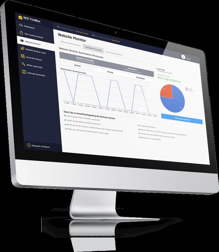 Website Monitor - SEO checkup