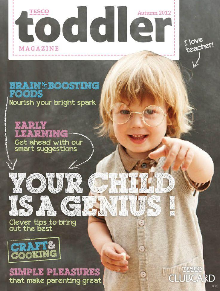 Tesco Toddler Magazine