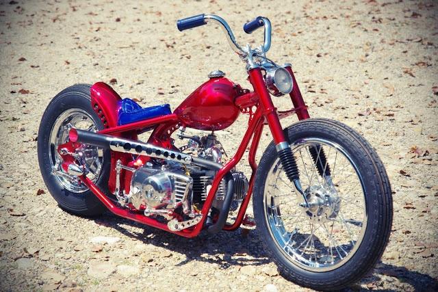 Cool Custom Mini Bike
