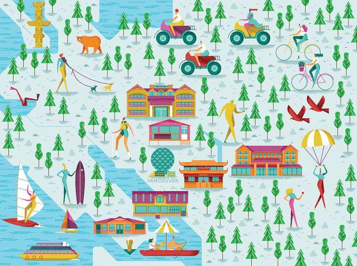 Muti - Vancouver map