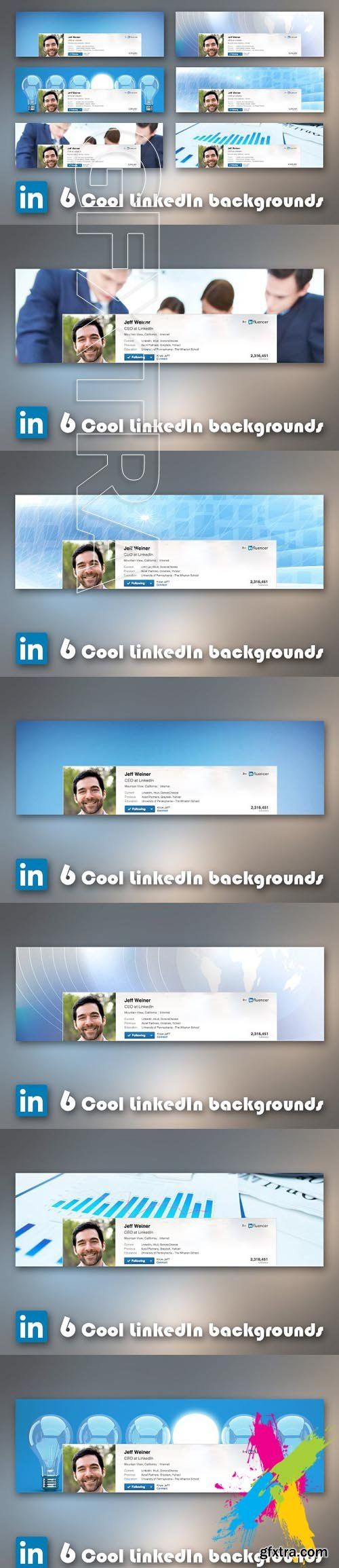 Cm  6 Cool Business Linkedin Backgrounds 1592051