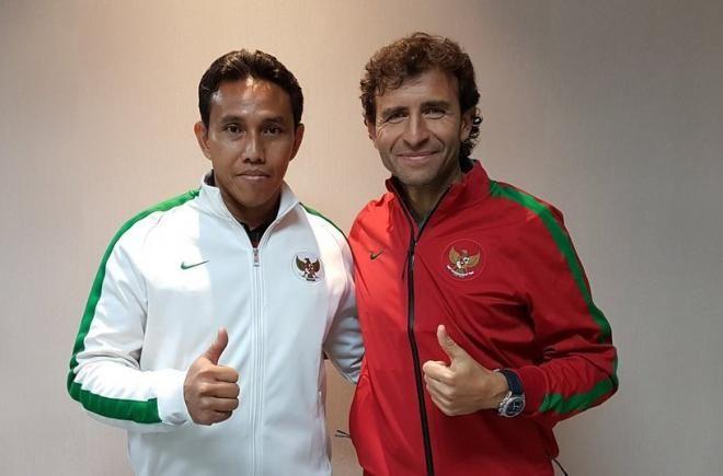 """Covesia.com - Asisten Pelatih Timnas U-22, Bima Sakti mengatakan peluang untuk pemain baru dalam seleksi Timnas U-22 masih terbuka.""""Kalau memang bagus akan..."""