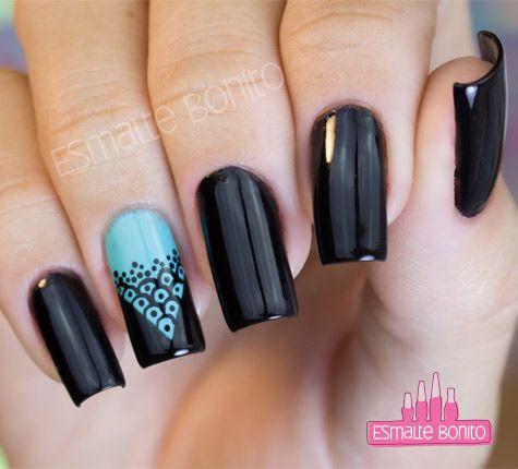 Anelar com Nail Art