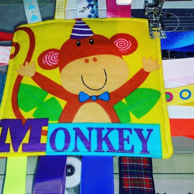 #babybubbasteps  #finalstep #taggies #monkey #brisstyle #etsy #etsyoninstagram #etsyshop #etsyseller #showergift #today #cutenessoverload #love #washable #babytoys