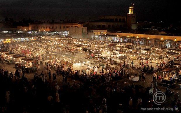 Piazza Jemaa El Fna