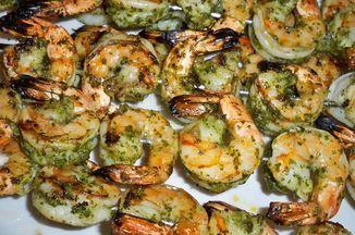Chimichurri Grilled Shrimp Recipe on Food52, a recipe on Food52
