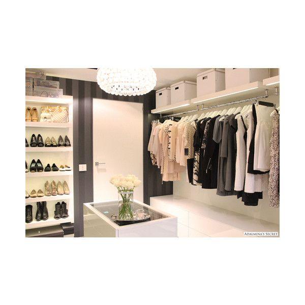 Begehbarer kleiderschrank tumblr  297 besten Inloopkasten Bilder auf Pinterest   Ankleidezimmer ...