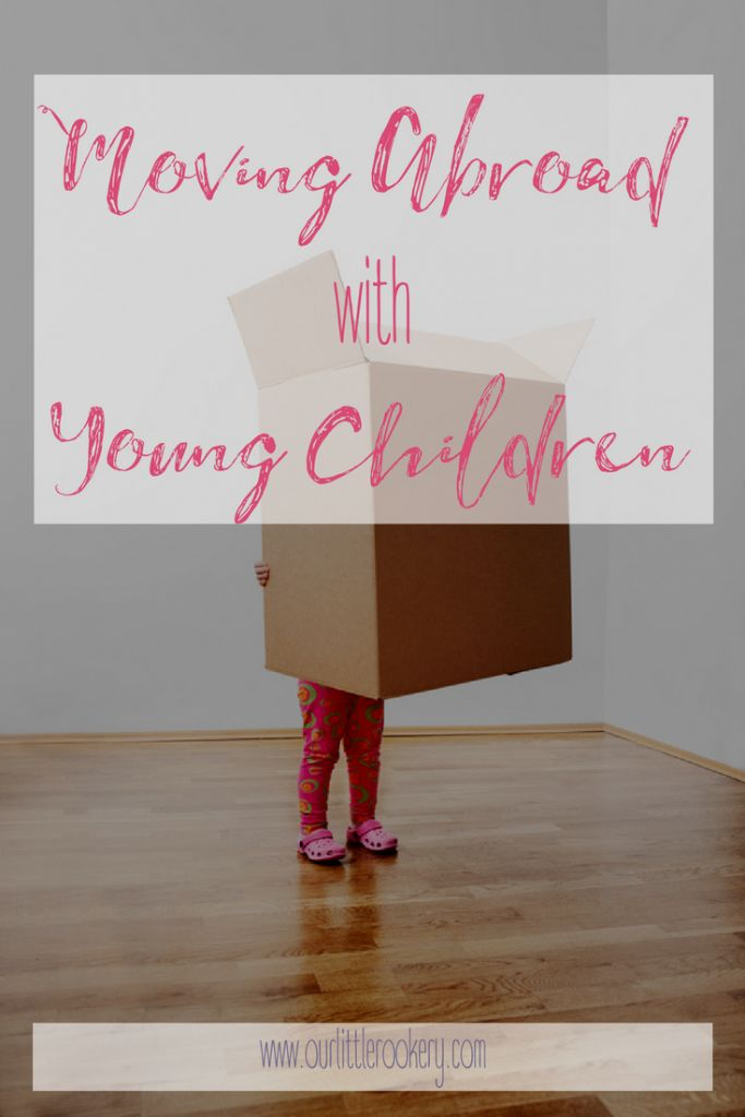 Find out 10 unexpected things you need to do and/or know before moving abroad with young children from a family who has done it twice. #expat #moving #lifeabroad #parenting #toddlers  #preschoolers #babies