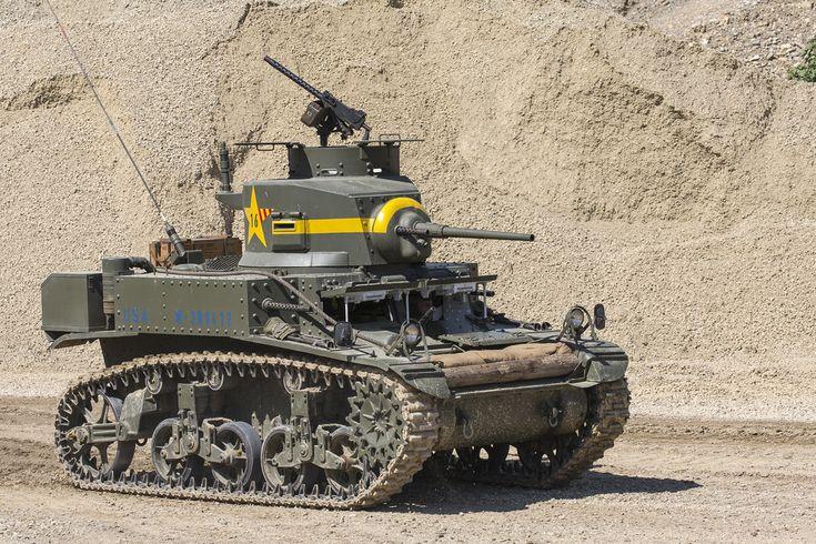 M3 Stuart   von Massimo Foti