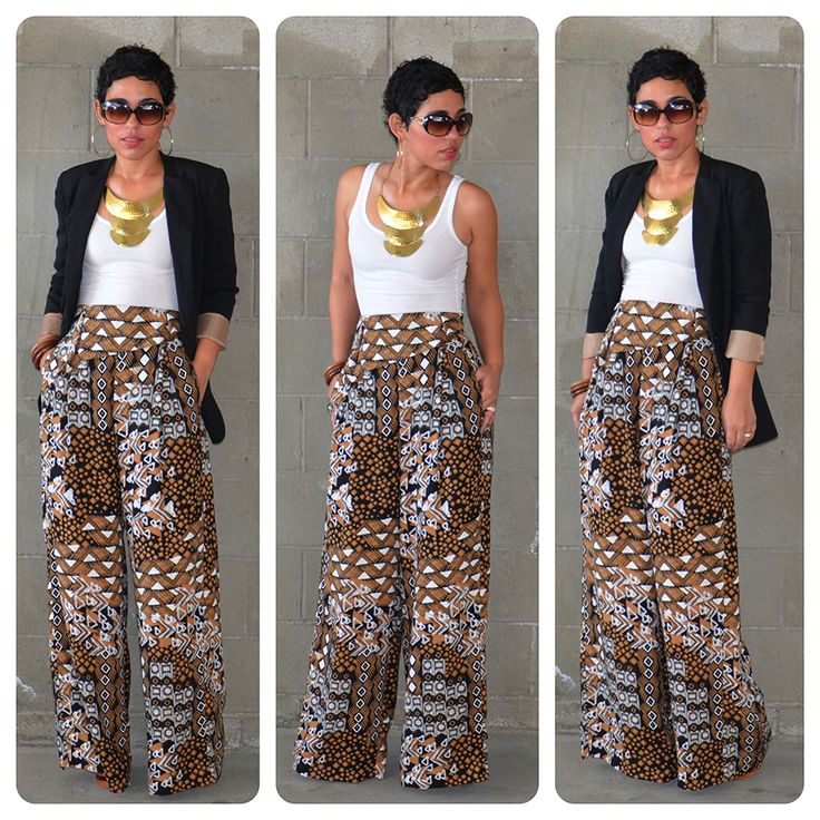 mimi g. ~ love those pants!! She is so inspiring me to sew my own clothes!