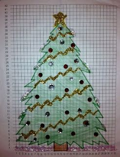 Middle School Math Rules!: Deck the Halls With Coordinate Graphing!
