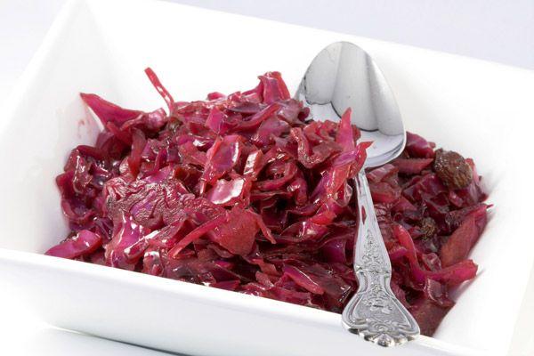 Κόκκινο λάχανο, ξιδάτο (Γερμανική συνταγή)