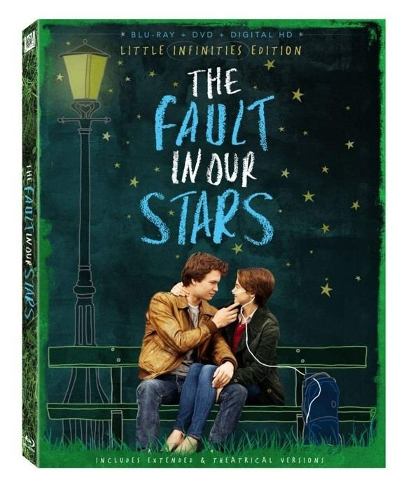 TFIOS on DVD - Sept 16th. ITS SO BEAUTIFUL I CANT EVEN