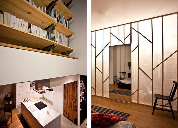 Urban Forester House By Modelina Architekci