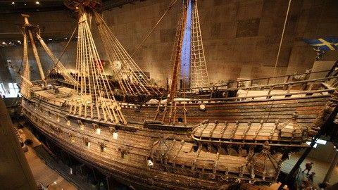 15 HARI – RUSSIA SCANDINAVIA (Vasa Museum)