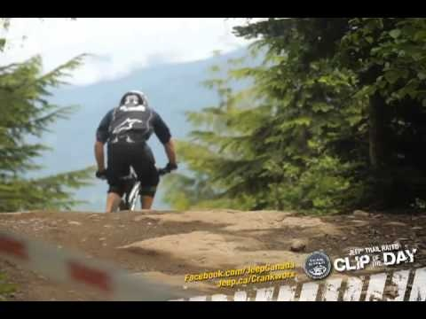 Kokanee Crankworx Jeep Canada Trail Rated Clip of the Day