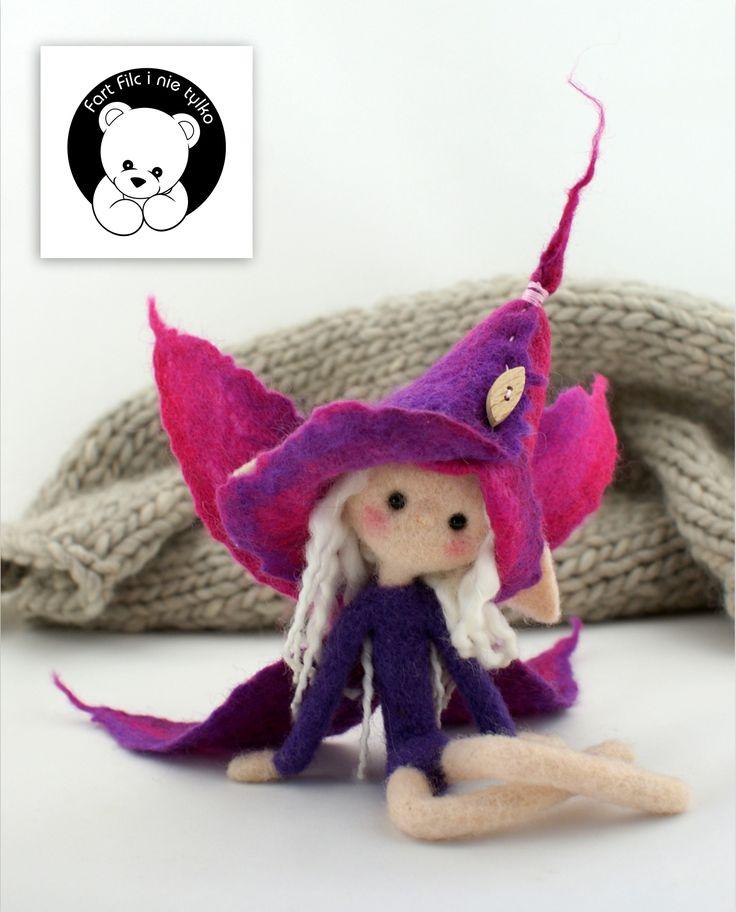 #dolls #filc #polandhandmade #felt #ooak #teddybear #fartfilcinietylko #fartownemisie #toy
