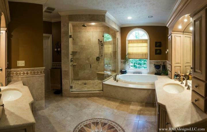 Oh How I Dream Of A Big Beautiful Bathroom!