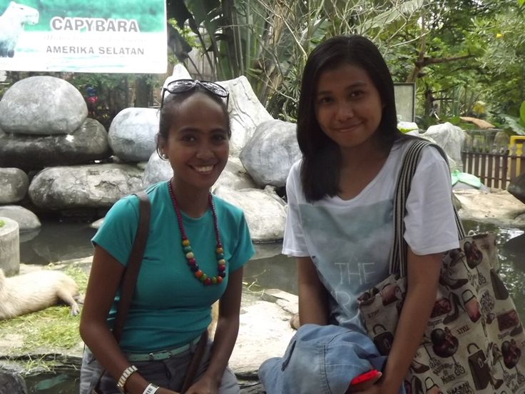 #TBT #JatimPark2 #WithSweetGirl