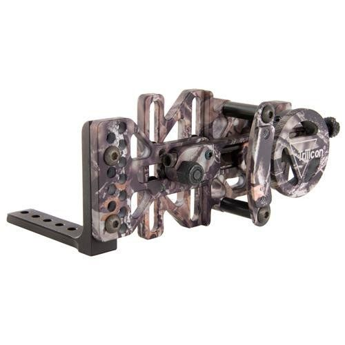 Accudial Mount - Left Hand, Sight Bracket, Adapter, Lost Camo