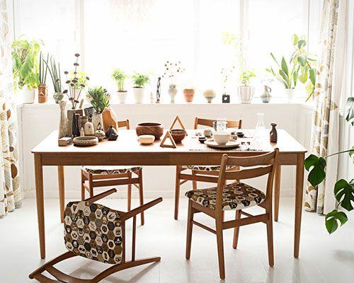 Anders Arhoj's home on Design*Sponge | Photo by Andreas Stenmann