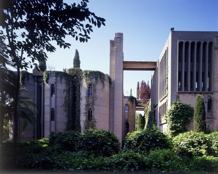 La Fabrica_Barcelona - ricardo bofill's time capsule factory renovation