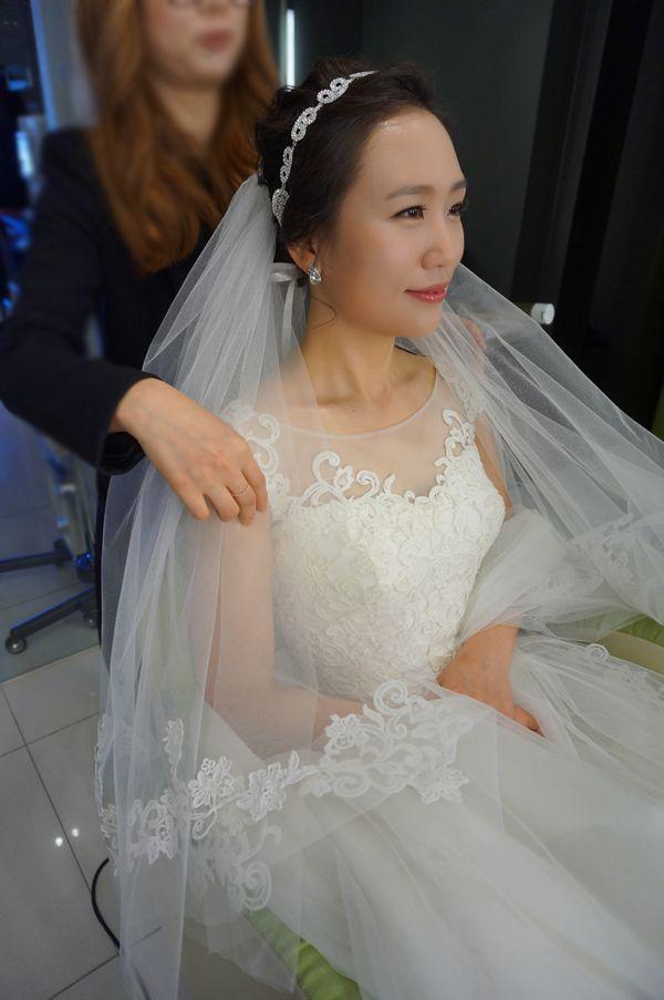 요즘 대세인 헤어밴드로 나만의 웨딩 스타일 뮤사이와 함께 완성하기!!    by,헤어 퍼스트뮤사이실장 서은♡