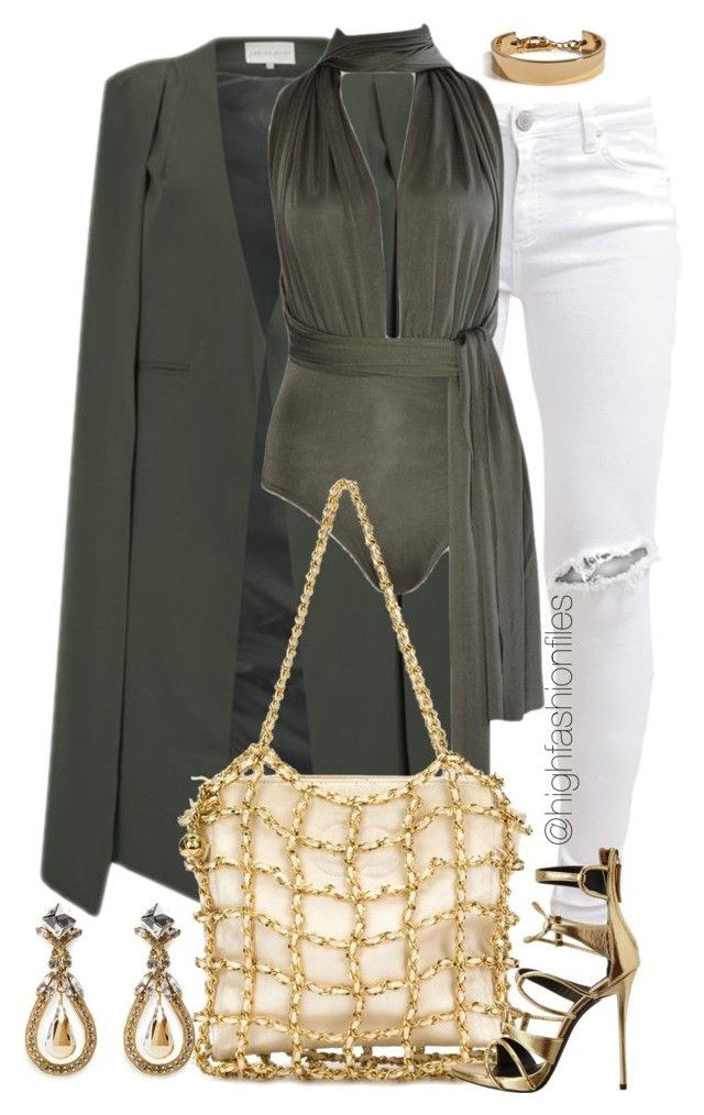 """""""The Art of Class"""" by highfashionfiles ❤ liked on Polyvore featuring FiveUnits…"""