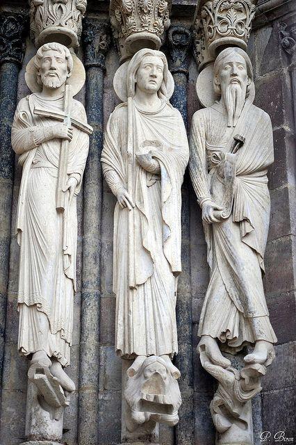 Cathédrale de Senlis, Oise, France