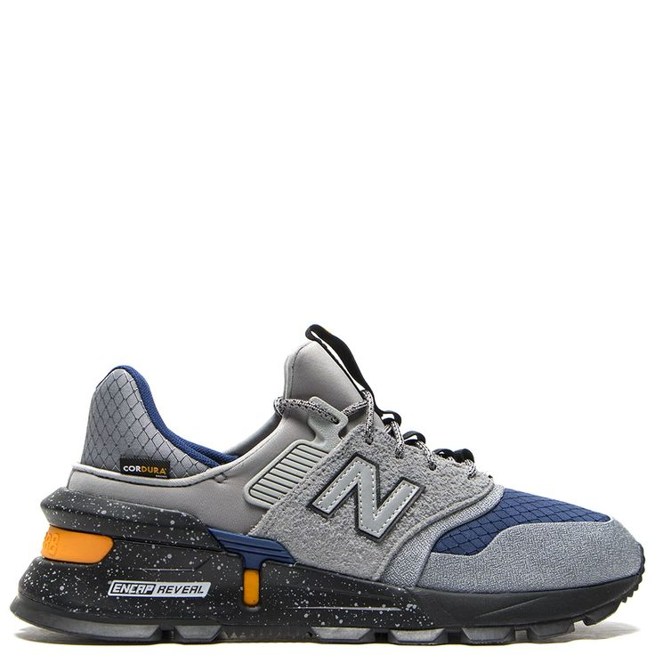 New Balance MS997SC Sport Steel / Techtonic Blue New